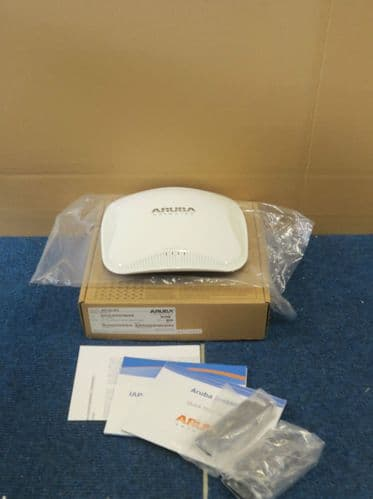 NEW Aruba AP-115 - 802.11n 2.4-GHz 2.5GHz Omni Directional Wireless Access Point