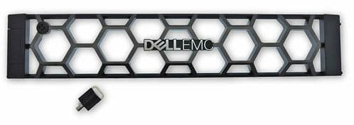 NEW Dell EMC R740 R540 R740xd 2U Front Bezel Cover with Key 8CW5K