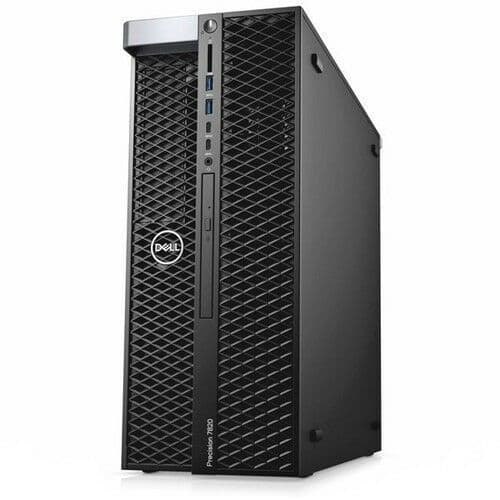New Dell Precision Tower T7820 2x 4-Core Gold 5122 128GB Ram Workstation
