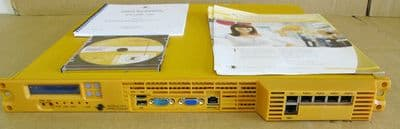 New Interactive Intelligence IG204 4 spans Call Centre VoIP SIP IP digital trunk