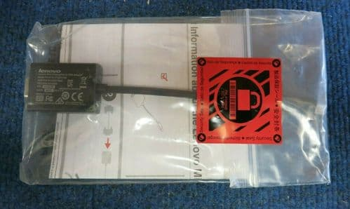 New Lenovo 0A36536 Mini DisplayPort To VGA Black Interface Gender Adapter Cable