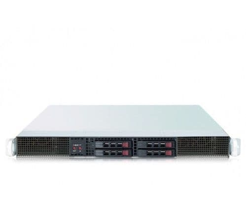 New Supermicro SuperServer SYS-1027GR-TQF 1U CTO 4-Bay Rackmount GPU Server