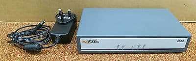OneAccess 1222 - ADSL2+ Ethernet Access Device 4-Port A4TE/a MB NPWR