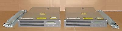 Pair of HP HSV200-B Controllers AD525C 390856-006 70-41138-22 For EVA 4100 6100