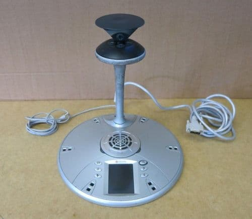 Polycom CX5000 Video Conferencing Kit 360 Round Table 2200-31200-106 X811890-002