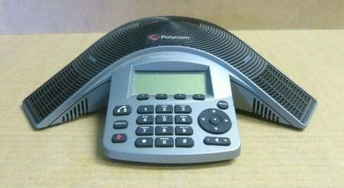 Polycom SoundStation IP VoIP 5000 Conference Phone With Display 2201-30900-001