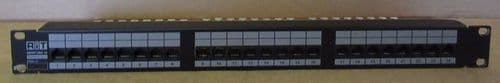 RiT Smart GIGA 24 Patch Panel Vertical 1000 Mbps R3801610A