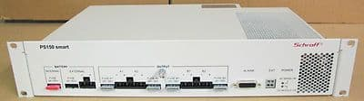 Schroff PS150 Smart Power PS 150 System telecommunications DC UPS 11598-025