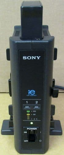 Sony BCL50 Dual Position Battery Charger 1 x Battery Included / Mains Included
