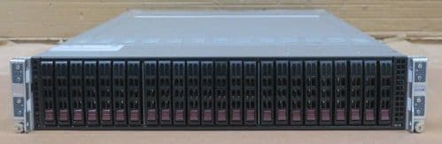 Supermicro SuperServer 2027TR-H72RF+ 4x Node Server X9DRT-HF+ CTO No CPU/Memory