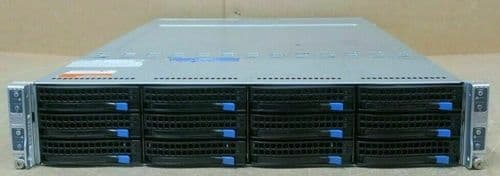 Supermicro Superserver 6027TR-HTRF 8x Nodes 8x 10 Core E5-2690v2 512GB Server