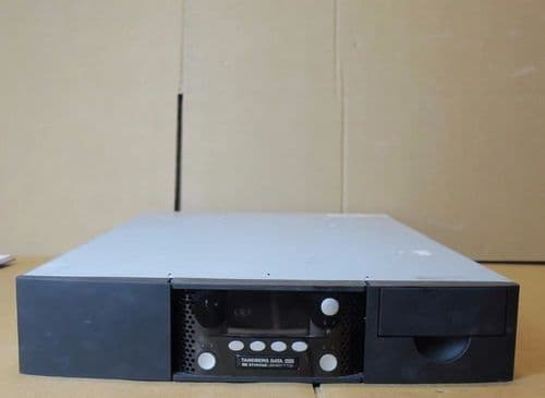Tandberg Storage Library T24 Exabyte Magnum 2X24 152200 With 1 x LTO2 Tape Drive