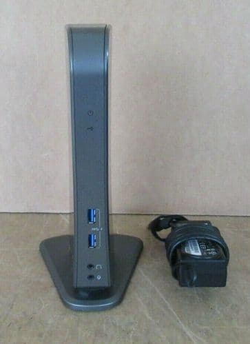 Toshiba Dynadock U3.0 PA3927E-2PRP HDMI DVI-I Docking Station With AC Adapter