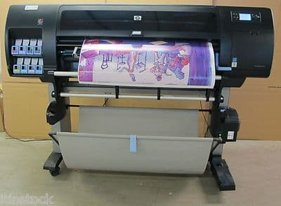 Wide Format Printers/Plotters