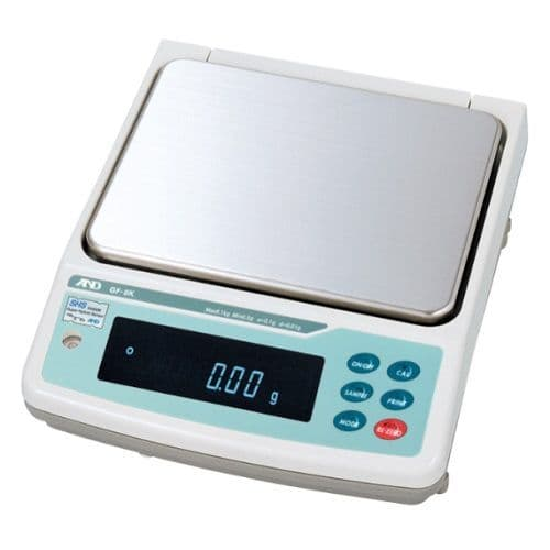 A&D Apollo GF-K IP65 Precision Balance