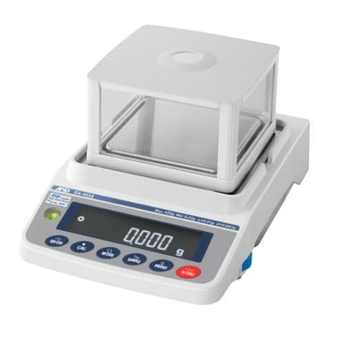 A&D Apollo GX-A Trade Approved Precision Balance