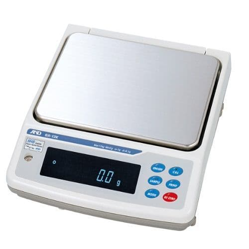 A&D Apollo GX-K IP65 Precision Balance