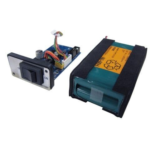 A&D Built-in Rechargeable Battery (Factory-Installed)