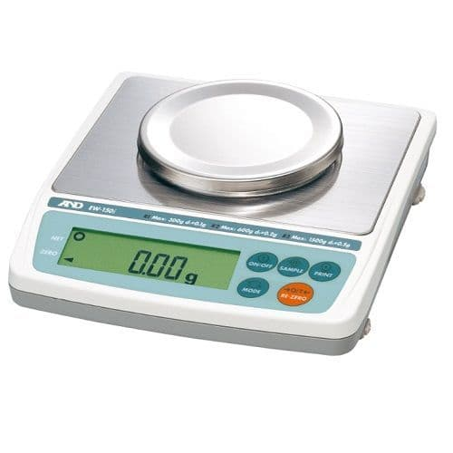 A&D EW-i Trade Approved Precision Balance