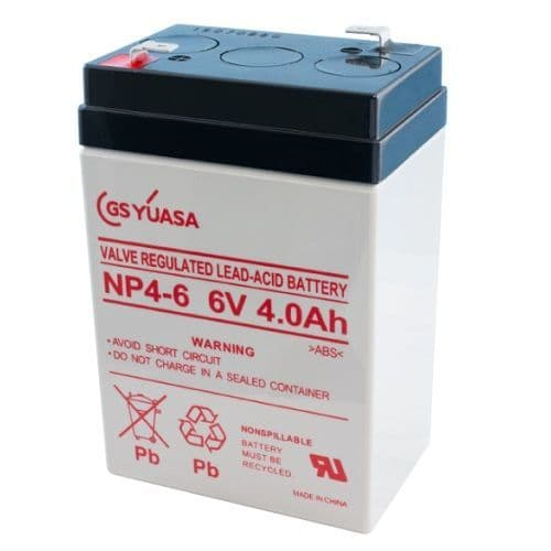 A&D Lead Acid Rechargeable Battery