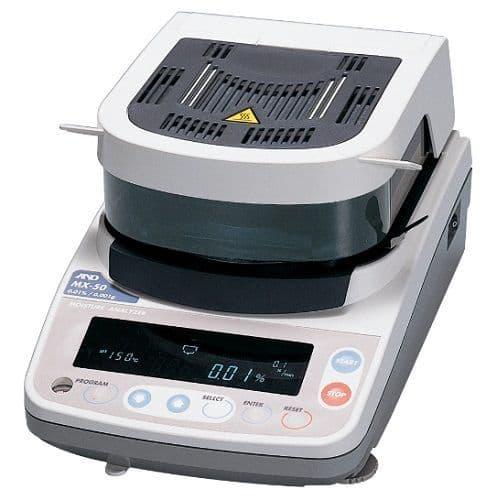 A&D MX-50 Moisture Analyser