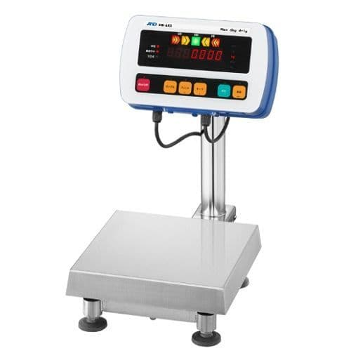 A&D SW Series Trade Approved IP69K Bench & Floor Scale