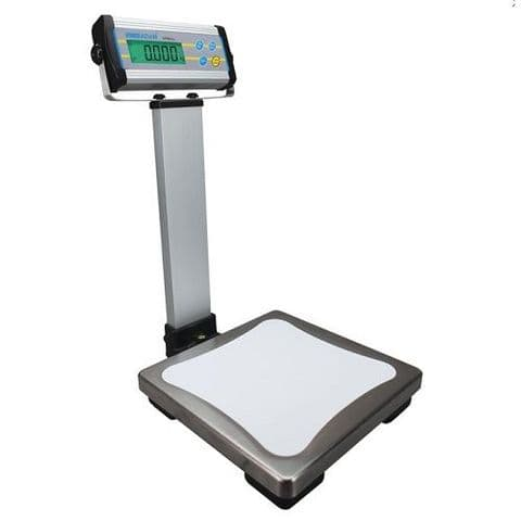 Adam Equipment | CPWplus Pillar Bench & Floor Scale | Oneweigh.co.uk