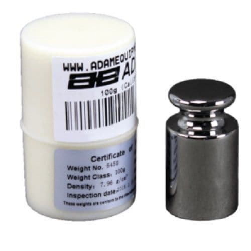 Adam E2 100g Calibration Weight