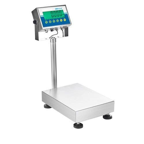 Adam Gladiator Trade Approved Washdown Bench & Floor Scales