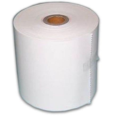 Avery Berkel Till Receipt Rolls x20 - 60mm wide/70mm dia/12.7mm core