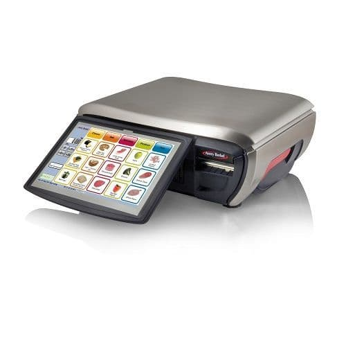 Avery Berkel | XTi 100 Label & Receipt Printing Scale | Oneweigh.co.uk