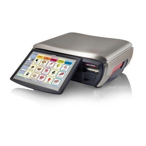 Avery Berkel | XTi 101 Self Service Label Printing Scale | Oneweigh.co.uk