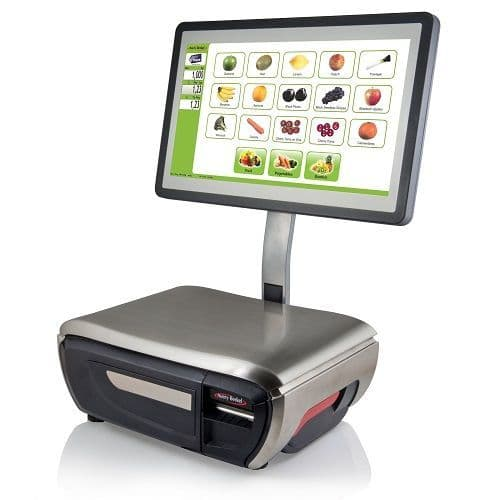 Avery Berkel | XTi 300 Self Service Label Printing Scale | Oneweigh.co.uk