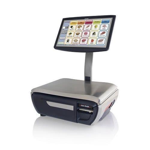 Avery Berkel | XTi 400 Label & Receipt Printing Scale | Oneweigh.co.uk