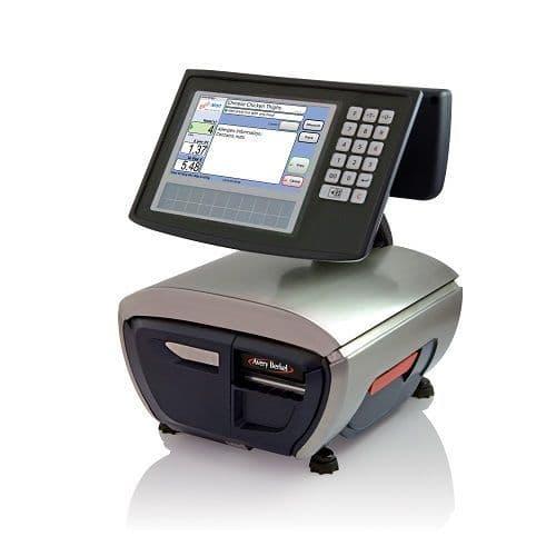 Avery Berkel | XTs 600 Label & Receipt Printing Scale | Oneweigh.co.uk