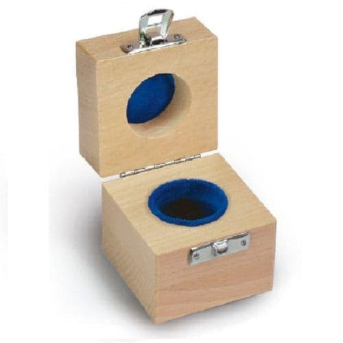 Box for Individual E1/E2/F1 Weights  1g - 200g