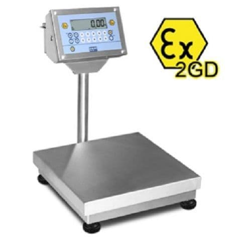 Dini Argeo Easy Pesa 2GD Trade Approved Bench & Floor Scales