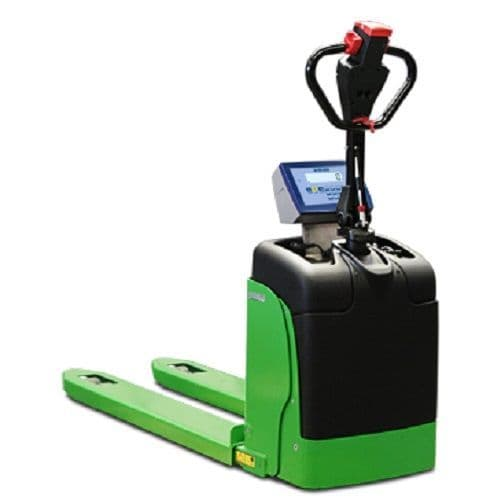 Dini Argeo | ELWL Logistic Electric Pallet Truck Scale | Oneweigh.co.uk