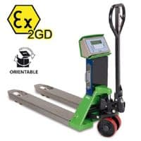 Dini Argeo TPWEX2GD Pallet Truck Scale