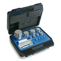 F1 OIML Stainless Steel Calibration Weight Sets - Plastic Box
