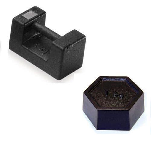 Individual M1 Iron Calibration Weights