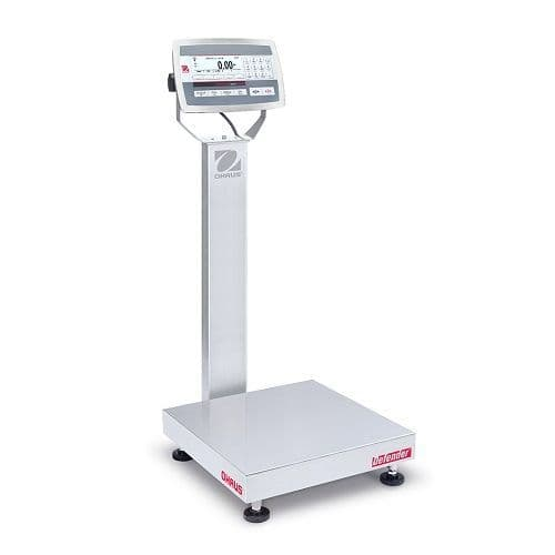 Ohaus Defender 5000  Trade Approved Stainless Steel  Bench & Floor Scale