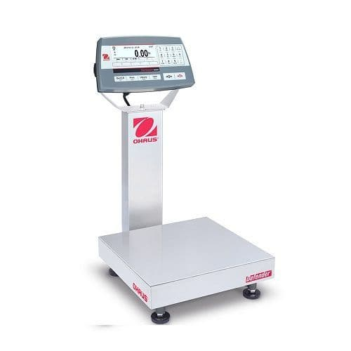 Ohaus Defender 5000 Trade Approved Standard  Bench & Floor Scale