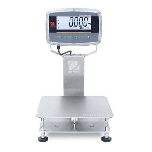Ohaus Defender 6000 Trade Approved Washdown Bench & Floor Scale
