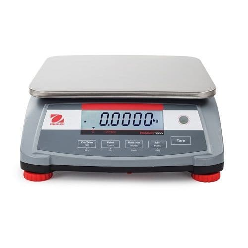 Ohaus Ranger 3000 Trade Approved Bench Scales