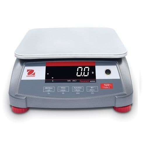 Ohaus Ranger 4000 Trade Approved Bench Scale