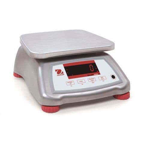 Ohaus Valor 2000 IP68 Stainless Steel Bench Scale