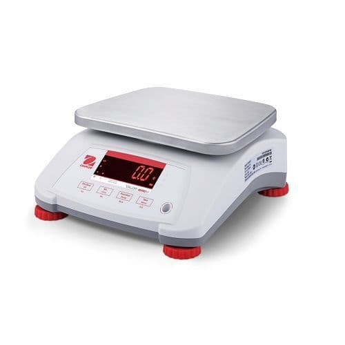 Ohaus Valor 4000 IP68 Trade Approved Bench Scale