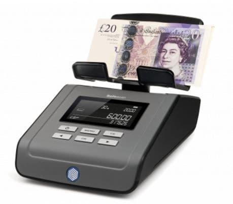 Safescan 6165 Coin and Banknote Counter