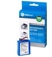 Safescan LB-205 Rechargeable Battery Pack